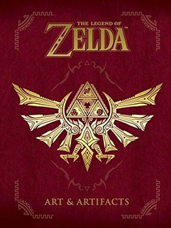 the legend of zelda art & artifacts hc inglés