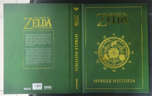 the legend of zelda español historia