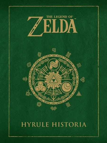 The Legend Of Zelda: Hyrule Historia; Shigeru M Envío..