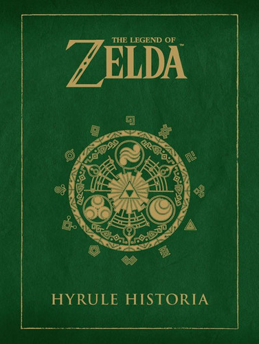 the legend of zelda: hyrule historia; shigeru miyamoto,eiji