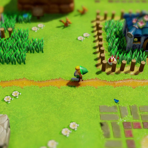the legend of zelda: links awakening - nsw