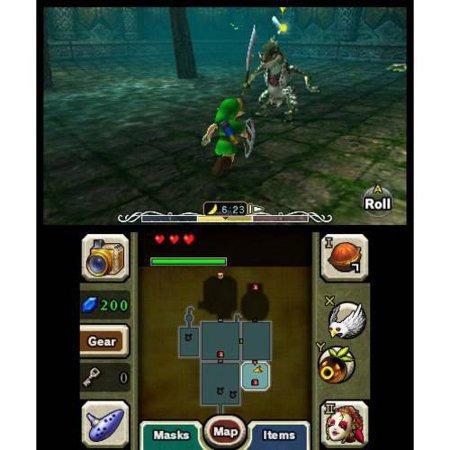 the legend of zelda: majoras mask 3d, nintendo, nintendo