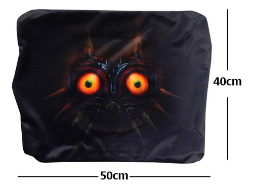 the legend of zelda majoras mask funda de almohada 40 x 50cm