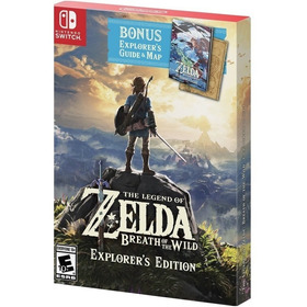The Legend Of Zelda Nintendo Switch Nuevo
