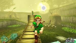 the legend of zelda ocarina of time código nintendo 3ds