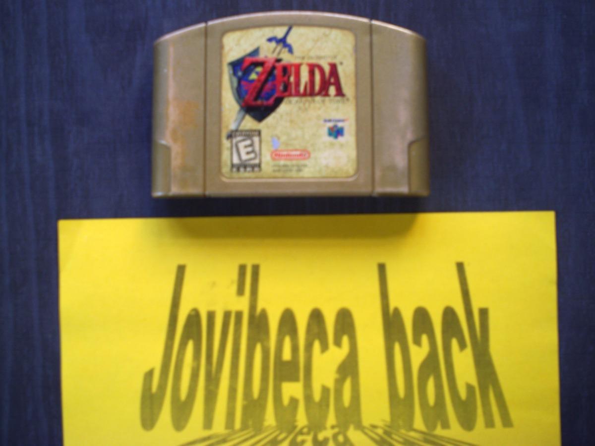 The Legend Of Zelda Ocarina Of Time Gold