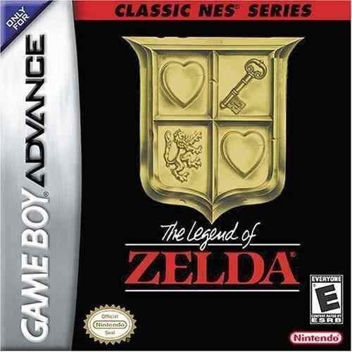 the legend of zelda - serie nes clásica