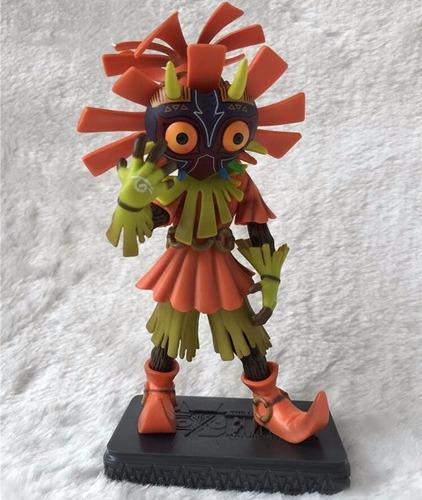 the legend of zelda skull kid (con su caja original)