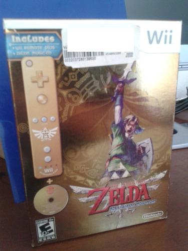 the legend of zelda: skyward sword collector's edition