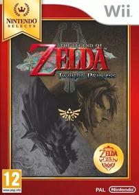 The Legend Of Zelda Twilight Princess Fisico Nintendo Wii