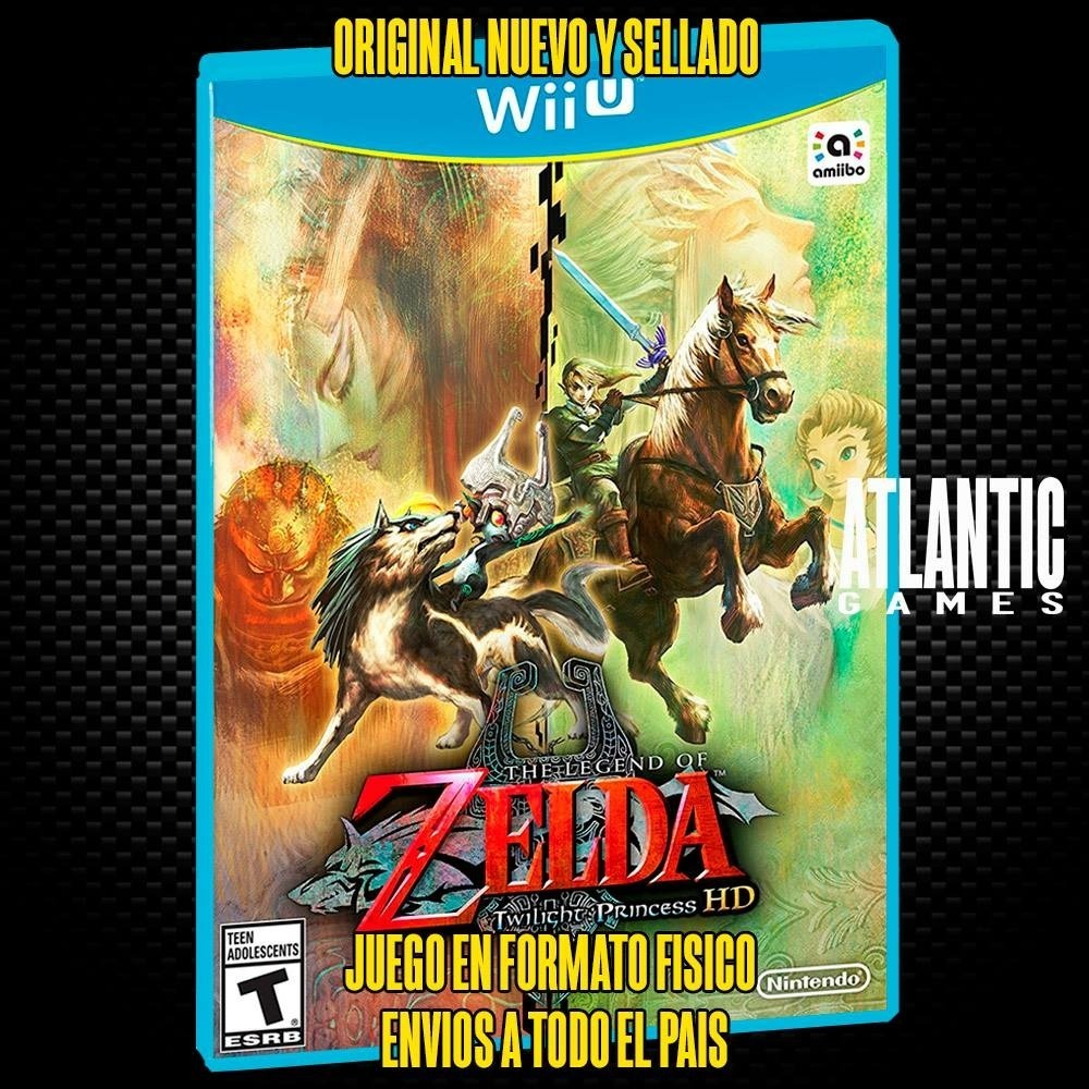 Some Stuff About Zelda Twilight Princess Wii U Winterolympics2006