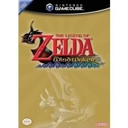 the legend zelda the wind game cube