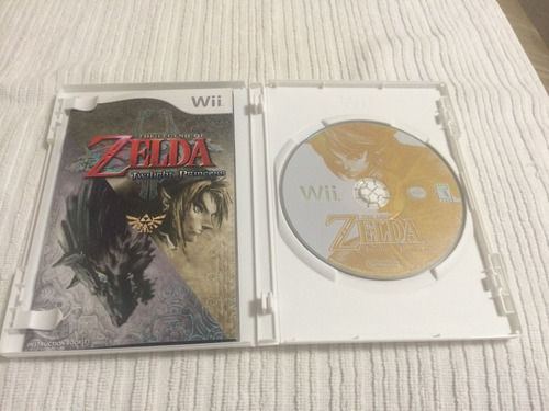 the legend zelda twilight princess