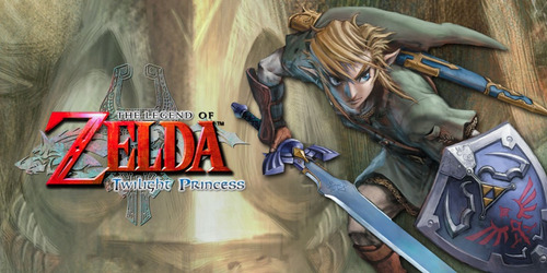 the legend zelda twilight princess wii