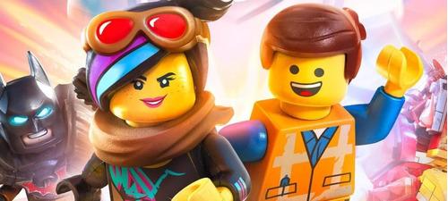 Resultado de imagen para The LEGO Movie 2 Videogame