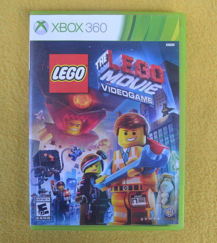 the lego movie video game xbox 360 play magic