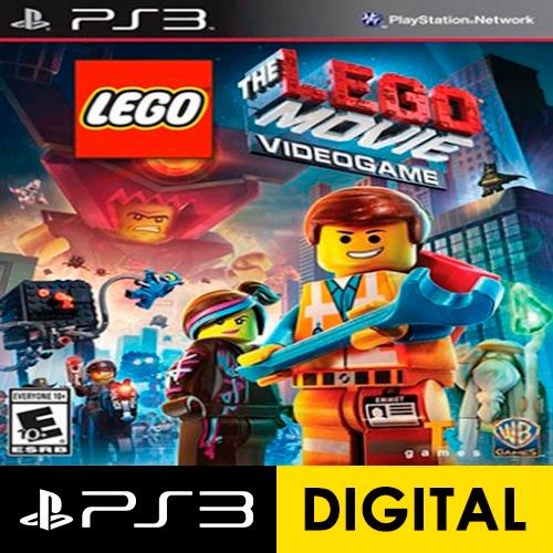 the lego movie videogame ps3 s 2400 en mercado libre