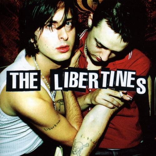 the libertines - the libertines 2004 cd autoentitulado