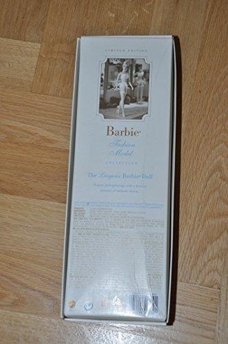the lingerie barbie no. 1