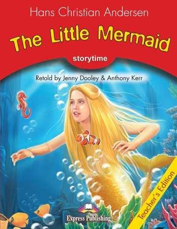 the little mermaid -express publishing -pupil´s book c/cd