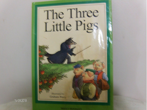 the little three pigs