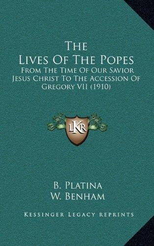 the lives of the popes : b platina
