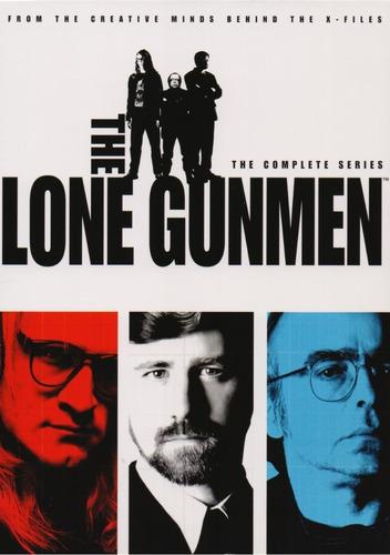 the lone gunmen la serie completa chris carter boxset dvd