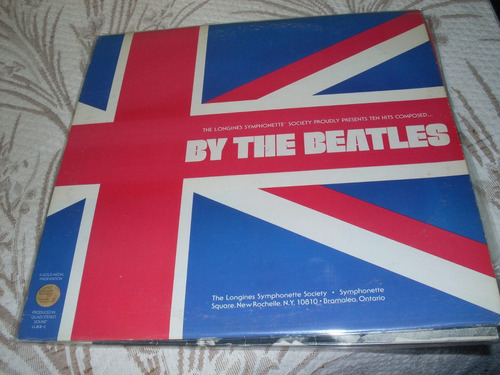 the  longines   symphonette  by  the  beatles  26