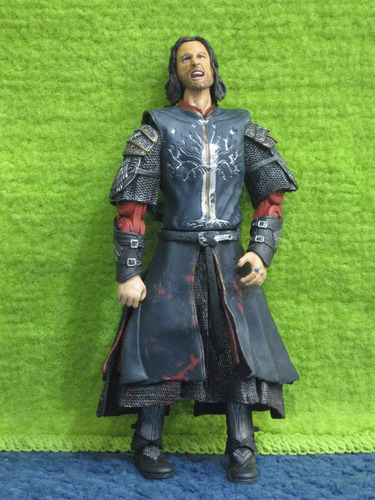 the lord of the rings - señor de los anillos aragorn