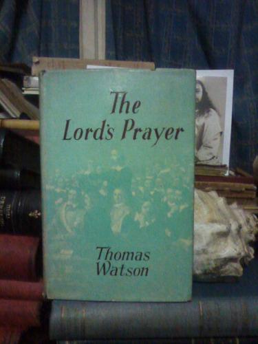 the lord's prayer thomas watson