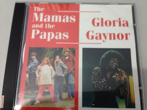 the mamas and the papas - gloria gaynor - cd 381