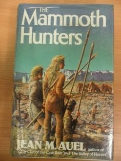 the mammoth hunters jean m. auel
