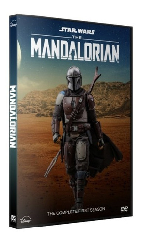 the mandalorian, dvd  ,latino