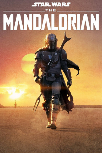 the mandalorian - star wars temporada 1