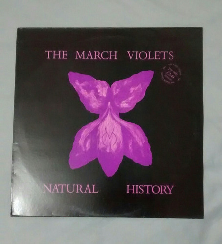the march violets album vinil...bauhaus cure sisters joy