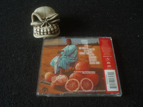 the mars volta the bedlam in goliath cd