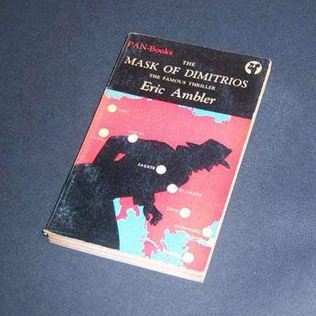 the mask of dimitrios. eric ambler