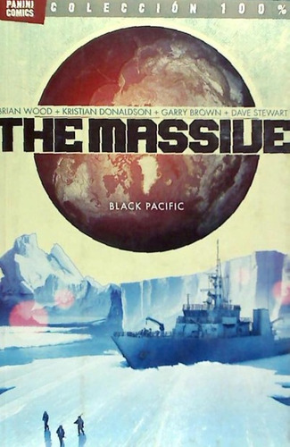 the massive 01. black pacific(libro )