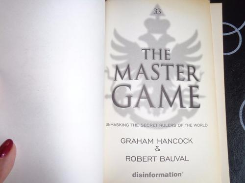 the master game - graham hancock & ribert bauval
