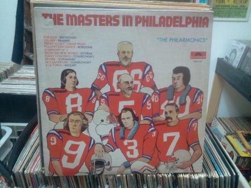 the masters in philadelphia*the philarmonics*lp argentina