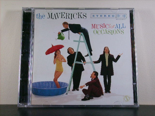 the mavericks music for all occasions cd orig imp rock av8