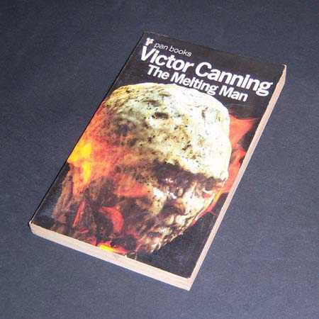 the melting man. victor canning