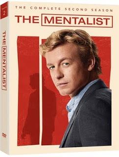 the mentalist temporada 2 dvd original nuevo sellado
