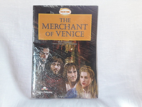 the merchant of venice shakespeare express publishing ingles