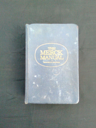 the merck manual, eleventh edition