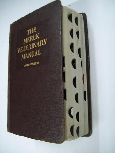 the merck veterinary manual 1967 - veterinaria, en ingles