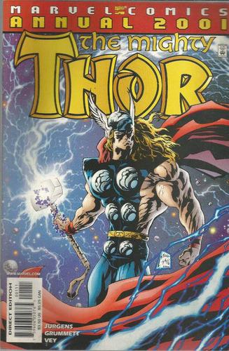 the mighty thor annual 2001 - marvel - bonellihq cx48 e19