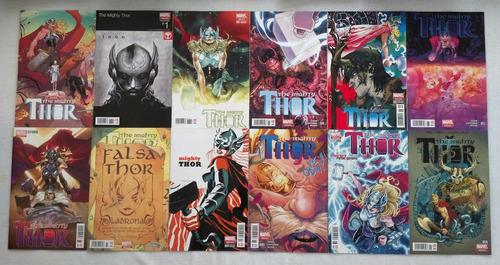 the mighty thor marvel comics mexico numeros sueltos