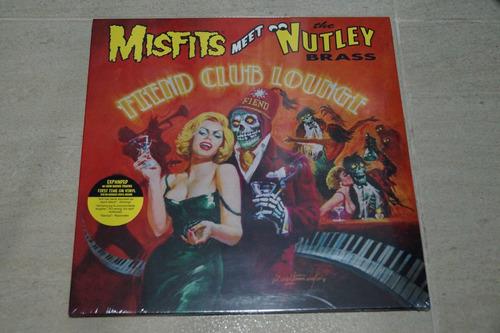 the misfits misfits meet the nutley vinilo rock activity
