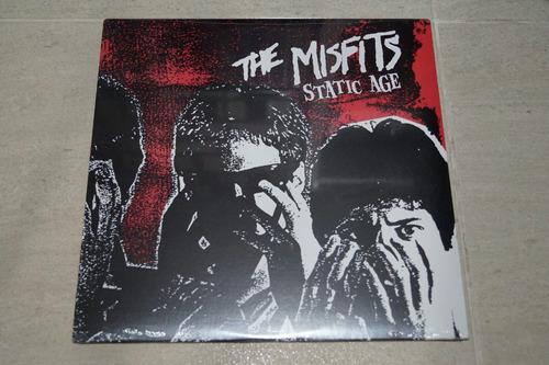 the misfits static age vinilo rock activity